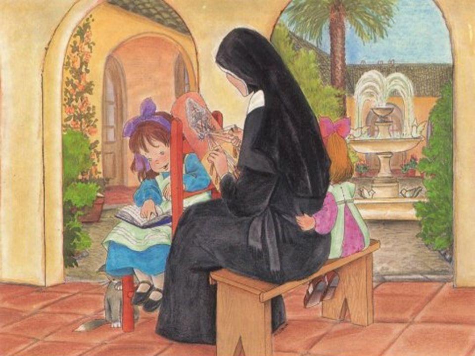 ACOMPAÑADA POR: 1859-1889. OLESA DE MONTSERRAT Los párrocos de Olesa y especialmente: Francisco Trullas al que había confiado su espíritu, su director