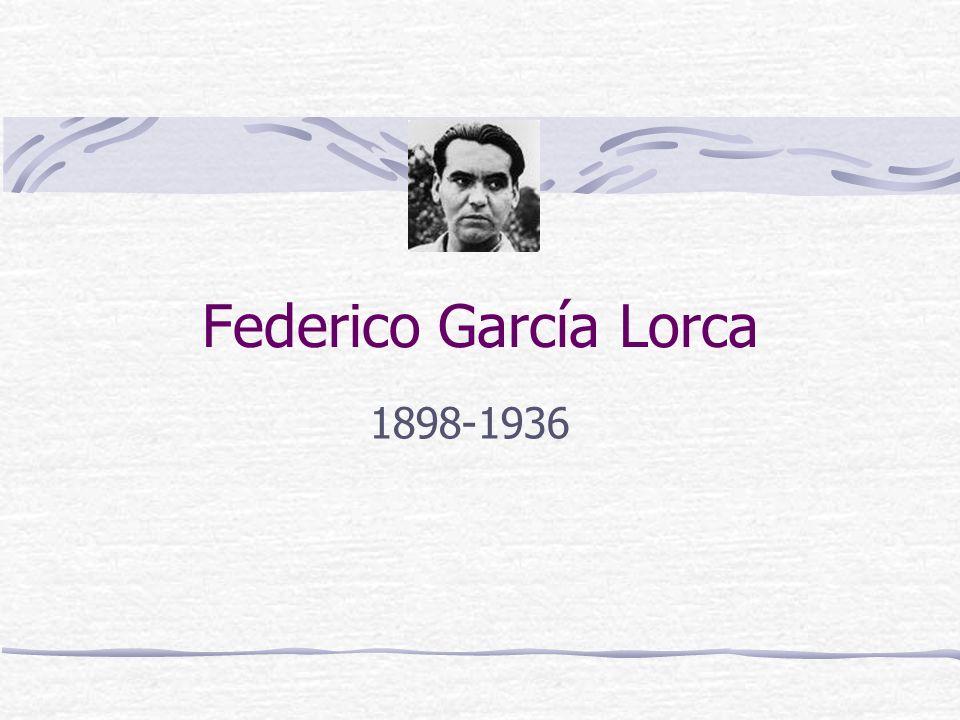 Guerra Civil y asesinato Tras una denuncia anónima, el 16 de agosto de 1936 fue detenido en la casa de su amigo, el también poeta Luis Rosales, quien obtuvo la promesa de las autoridades nacionalistas de que sería puesto en libertad si no existía denuncia en su contra .