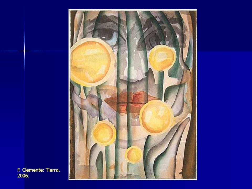 F. Clemente: Tierra. 2006.