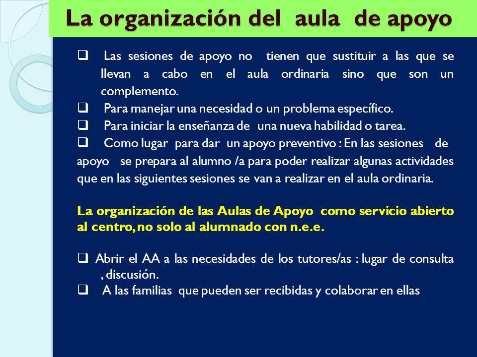 Organización del trabajo cooperativo en el aula ordinaria Conformamos los grupos en diferentes tipos de equipos: los equipos de base, esporádicos, de