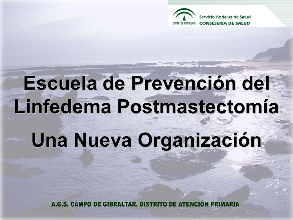 Objetivos OBJETIVOS GENERALES –Prevenir la aparición de linfedema postmastectomía.