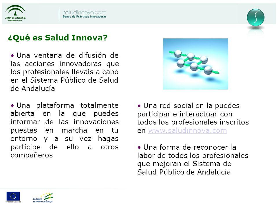 ¿Qué es Salud Innova.