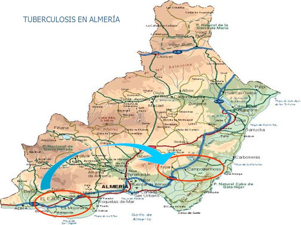 TUBERCULOSIS EN ALMERÍA