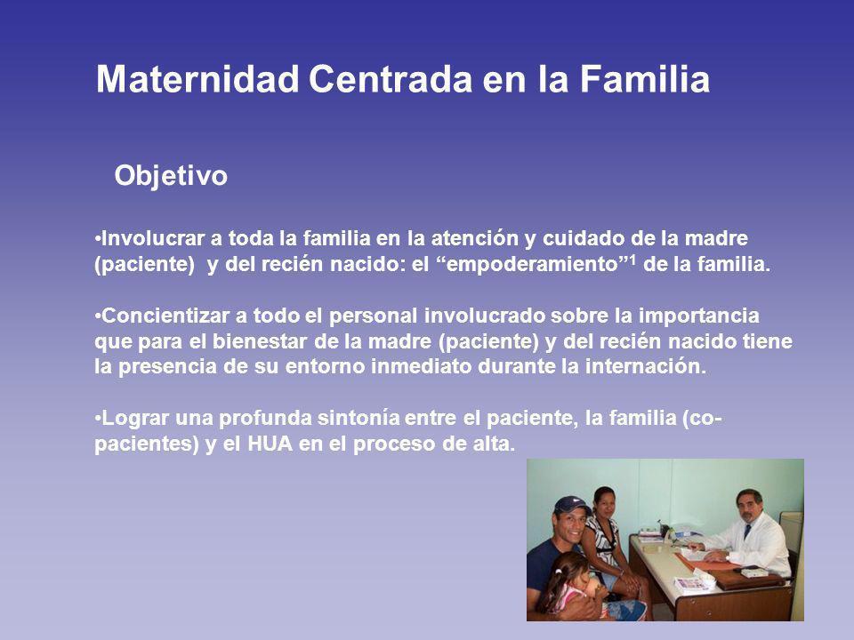 Descripción Se trata de dar al paciente y su entorno familiar, el lugar prioritario a la hora de la atención.
