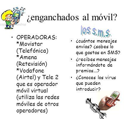 Móviles: ¿y nuestros derechos? -si no puedes llamar por interrupción del servicio...(ejemplo) Si quieres cambiar de móvil o de operadora... Si no quie