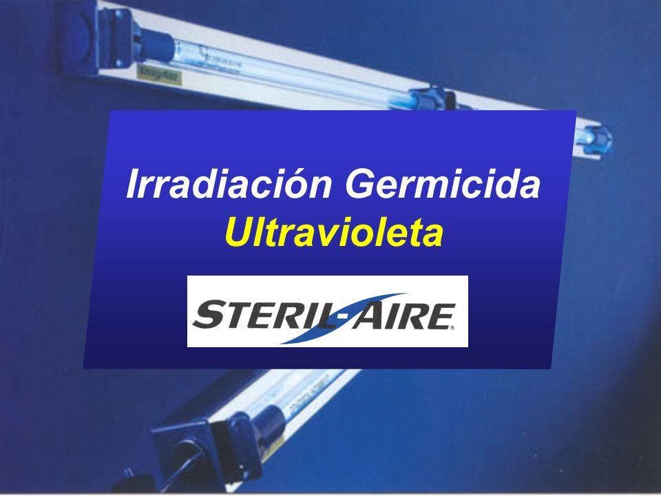 Luz Ultravioleta Qué es Como se genera Microorganismos Como mueren Dosaje UV Factores que Afectan el Poder de UV UV Aplicación - Aire Superficie En suspensión