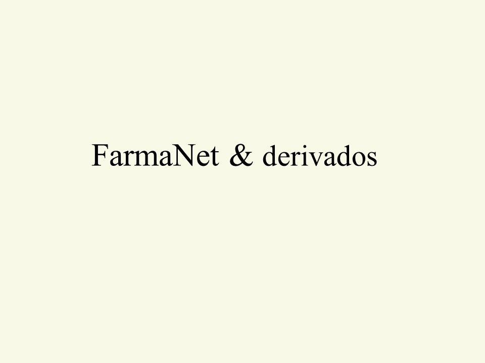 FarmaNet & derivados