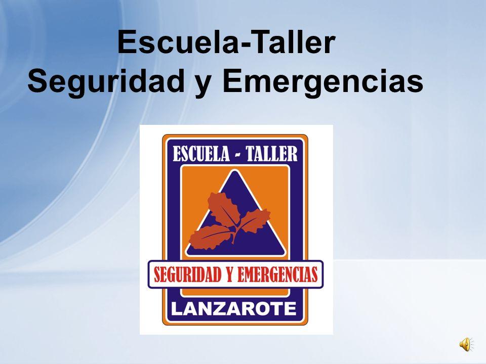 Escuela-Taller Seguridad y Emergencias