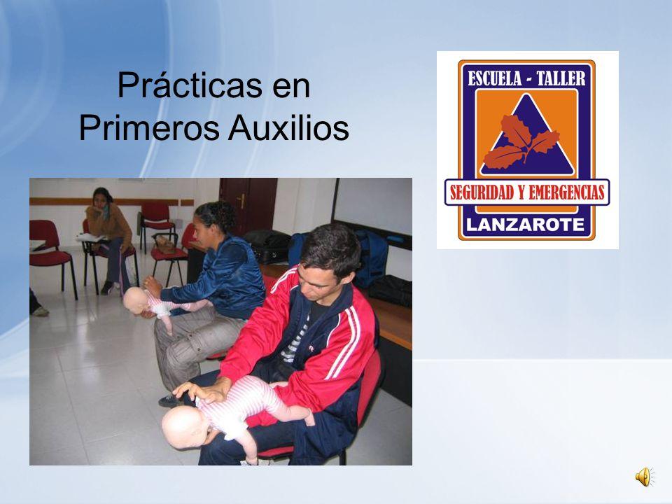 Prácticas en Primeros Auxilios