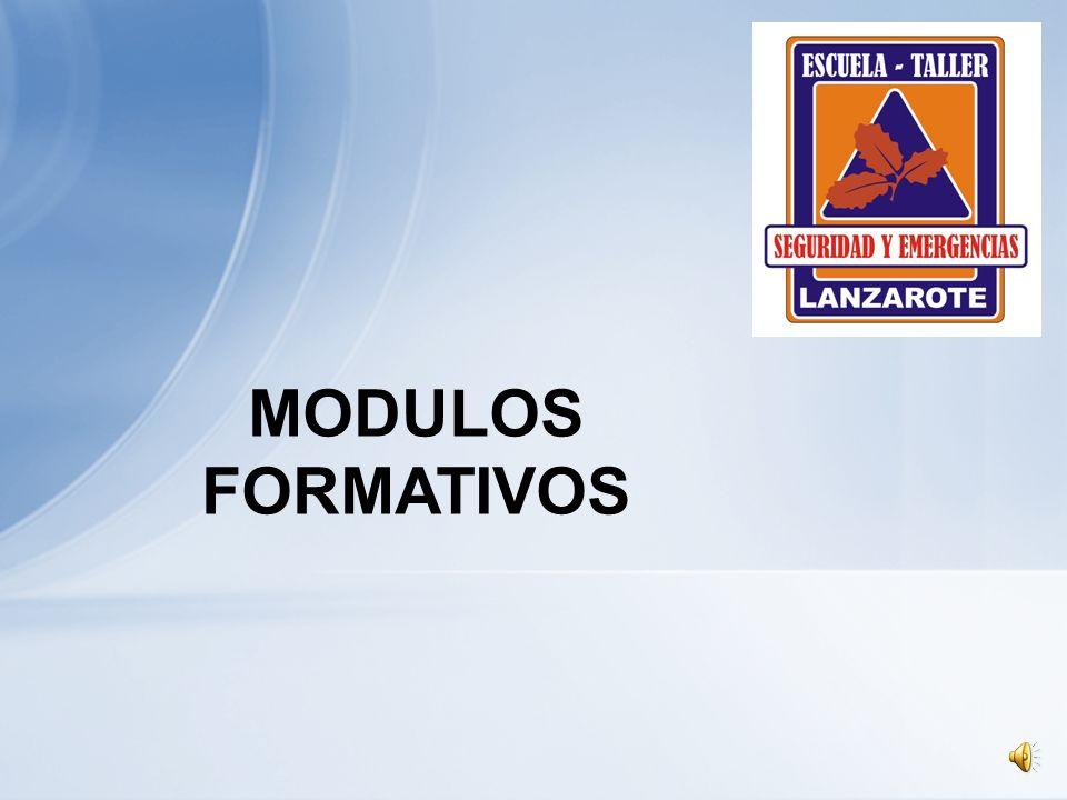 MODULOS FORMATIVOS