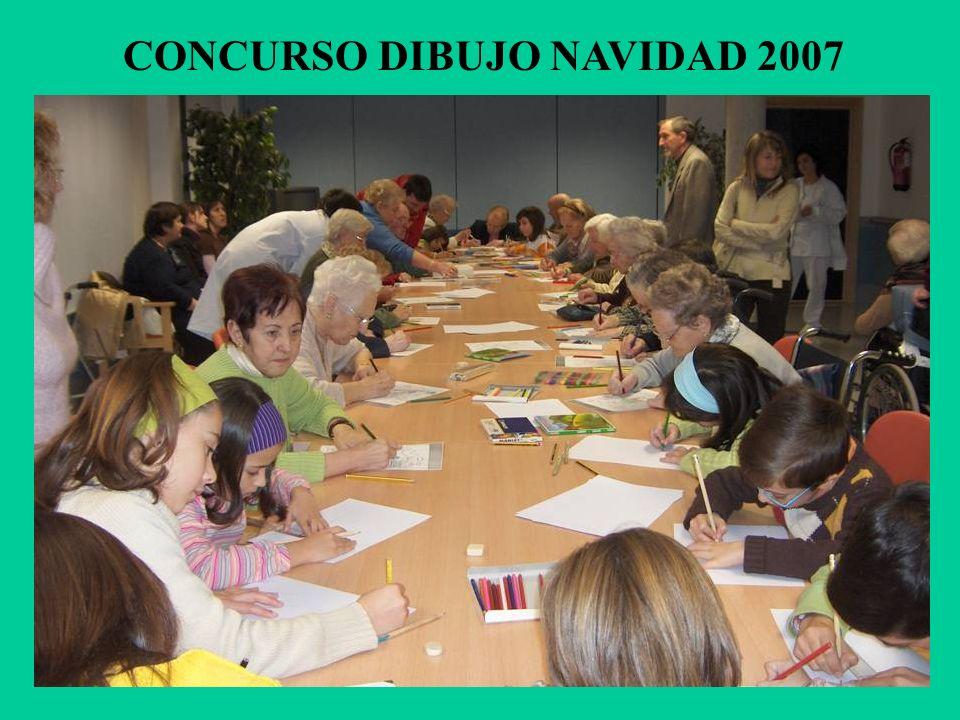 CONCURSO DIBUJO NAVIDAD 2007