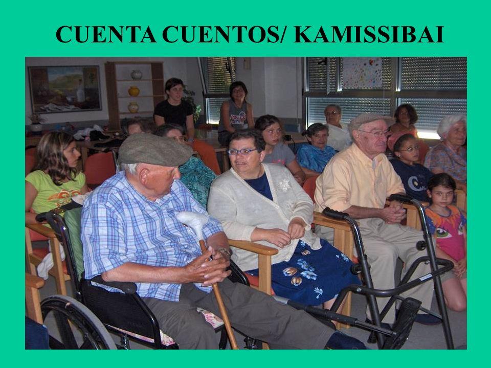 CUENTA CUENTOS/ KAMISSIBAI