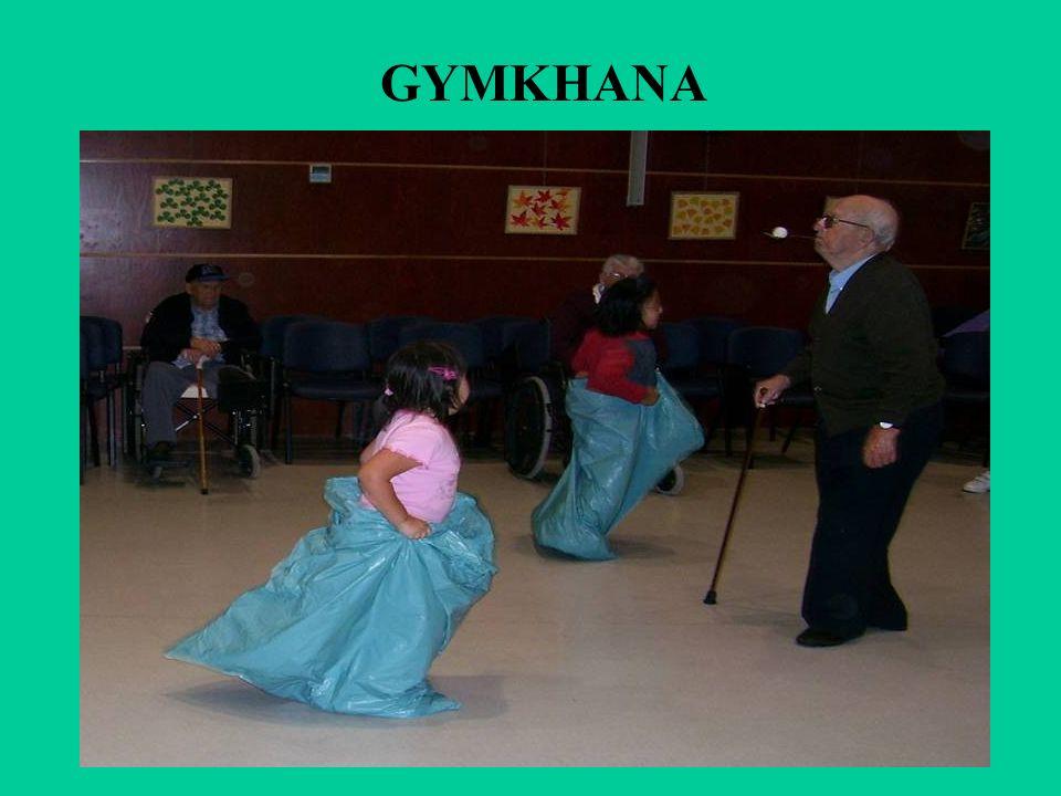 GYMKHANA