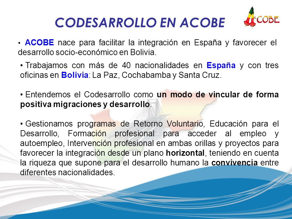 GRACIAS ACOBE C/ Miguel Fleta, 11.2º.