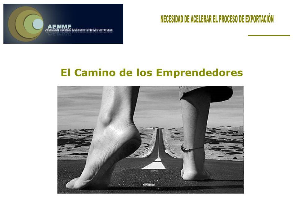 El Camino de los Emprendedores