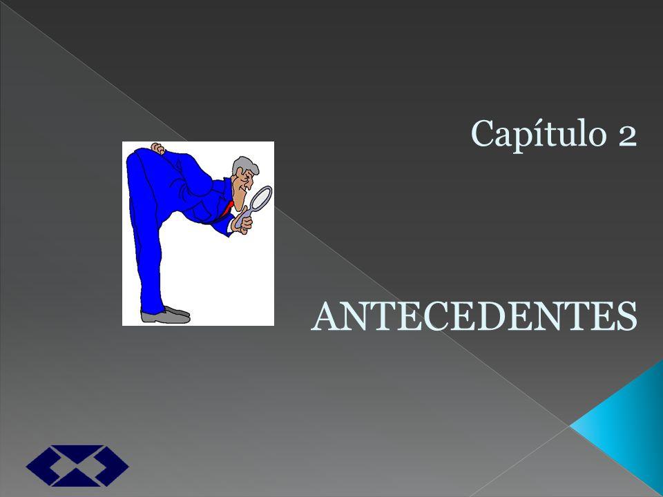 Capítulo 2 ANTECEDENTES