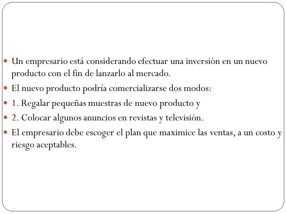 TIPOS DE MODELOS CUANTITATIVOS NORMATIVOS Y DESCRIPTIVOS - Descriptivo: Este modelo solo describe la situación y su variación.
