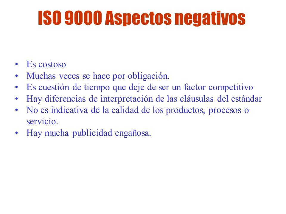 En 1997 había 4605 empresas certificadas.