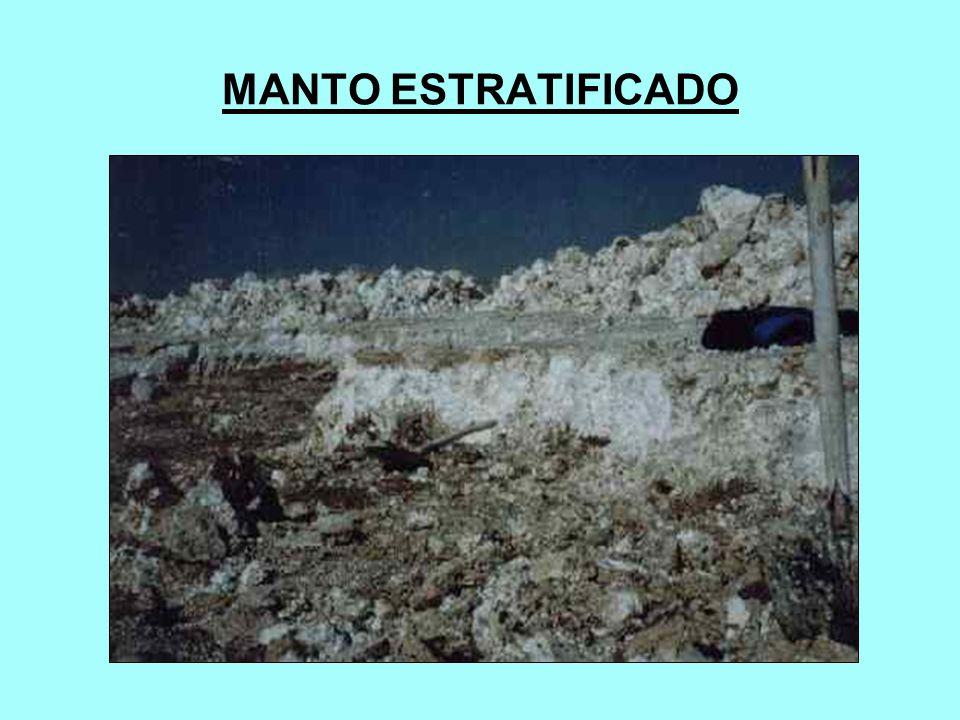 MANTO ESTRATIFICADO