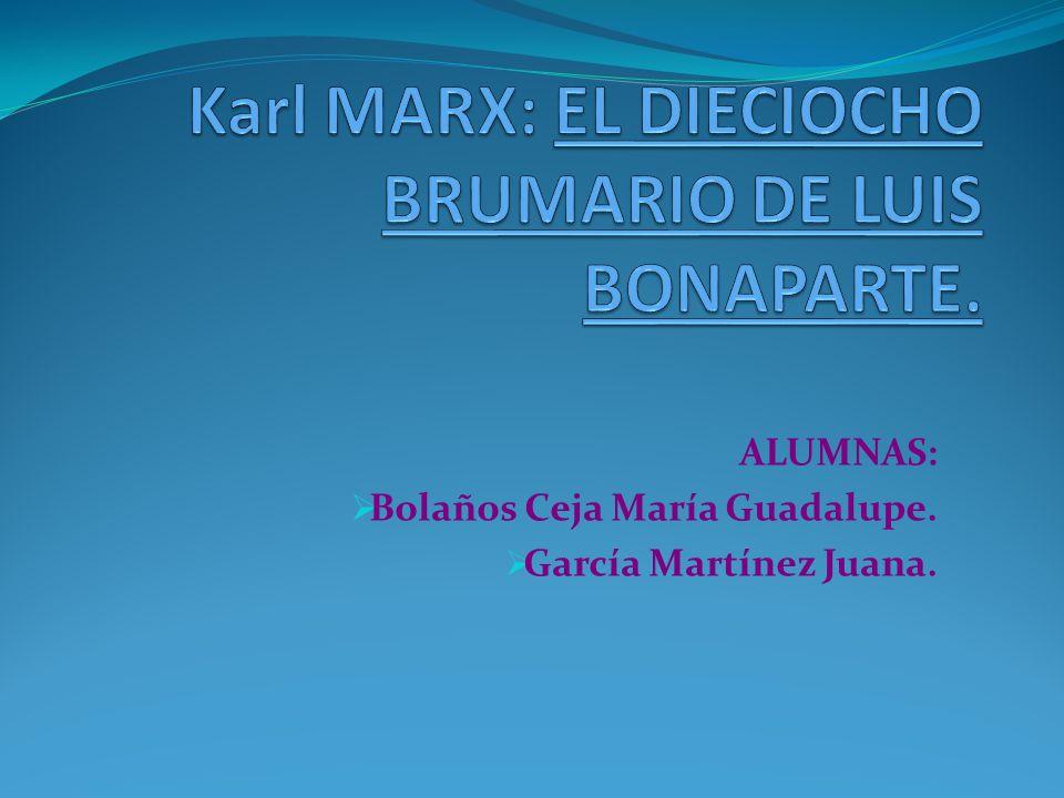 ALUMNAS: Bolaños Ceja María Guadalupe. García Martínez Juana.
