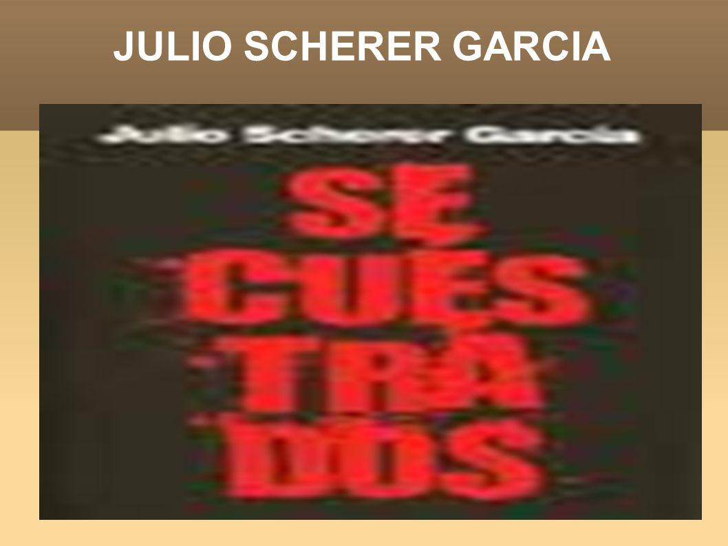 JULIO SCHERER GARCIA
