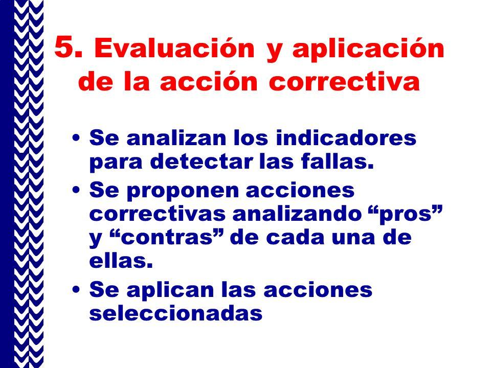 4. Especificación del flujo de información Se refiere al camino que seguirá la información desde que se genera hasta que se toma una decisión respecto