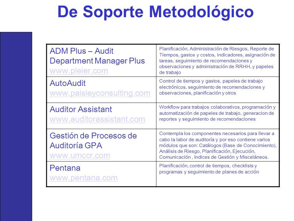 ADM Plus – Audit Department Manager Plus www.pleier.com www.pleier.com Planificación, Administración de Riesgos, Reporte de Tiempos, gastos y costos,