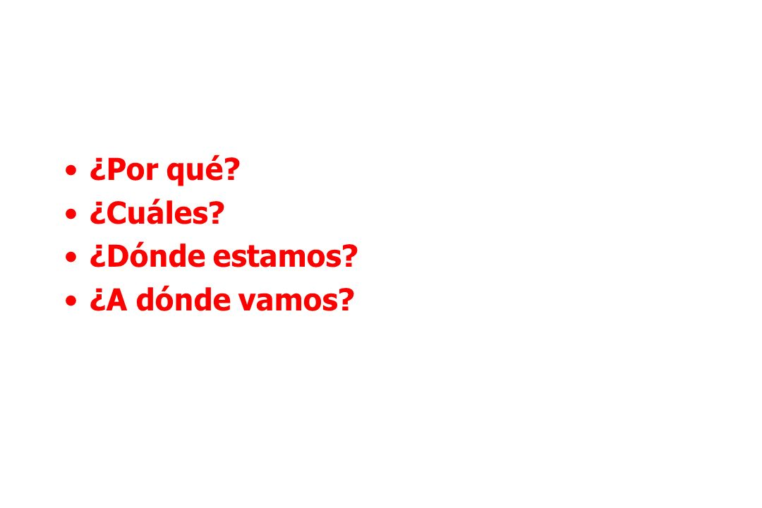 ¿SCA?