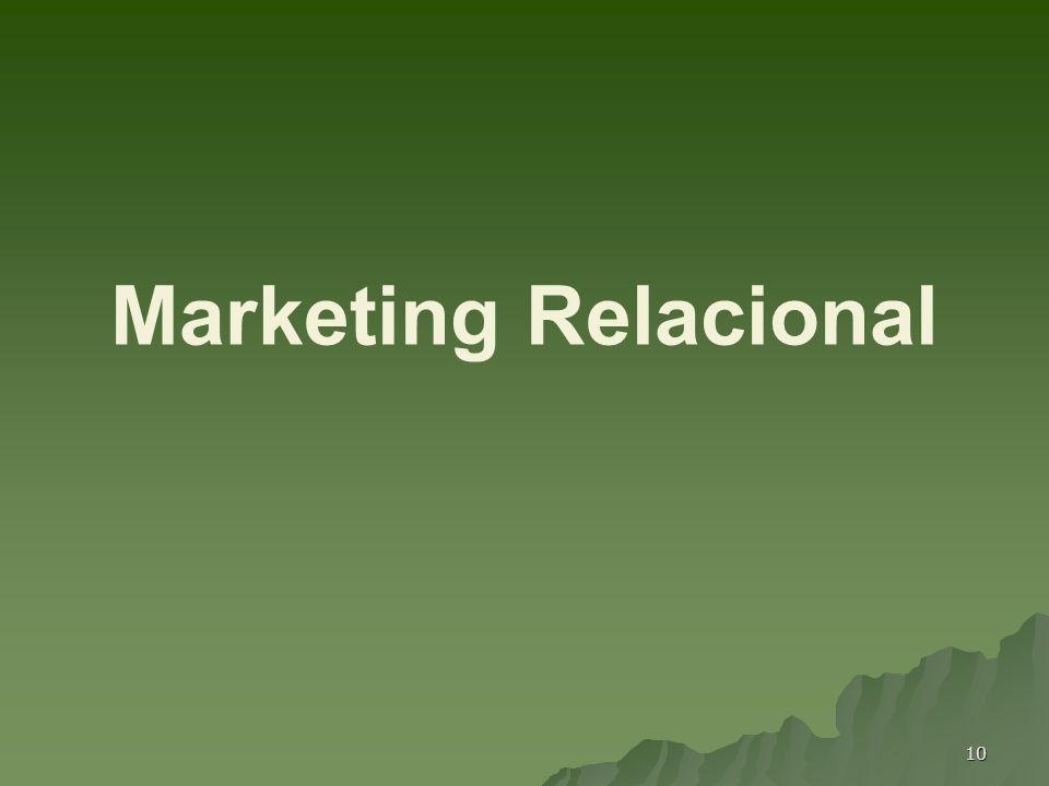 10 Marketing Relacional