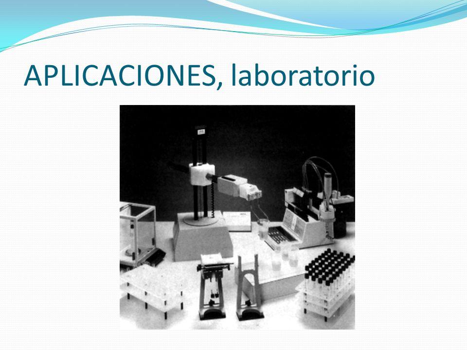 APLICACIONES, laboratorio