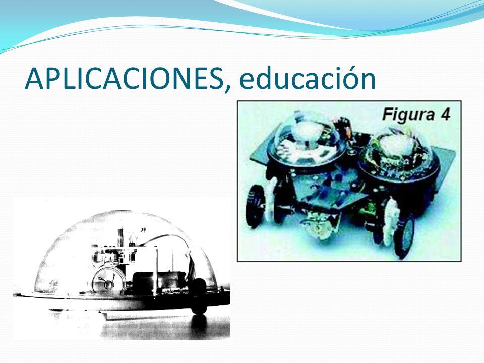 APLICACIONES, educación