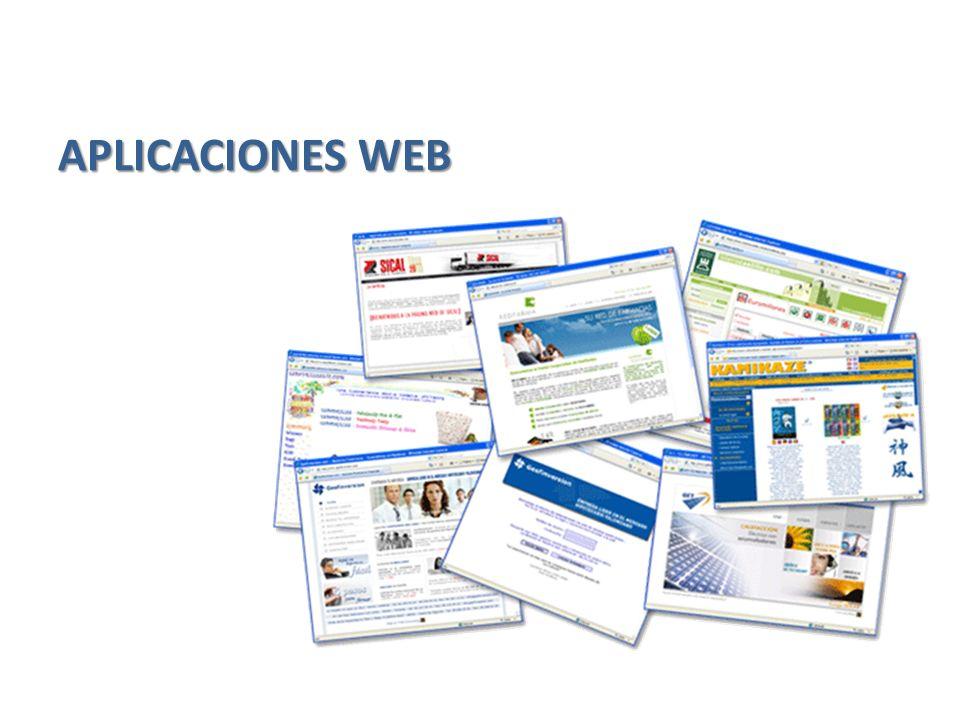 APLICACIONES WEB 44 / 56