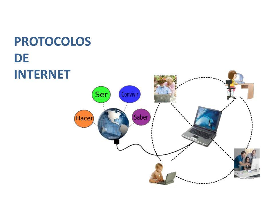PROTOCOLOS DE INTERNET 50 / 56