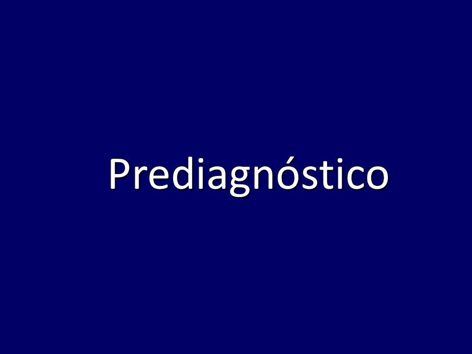 Prediagnóstico