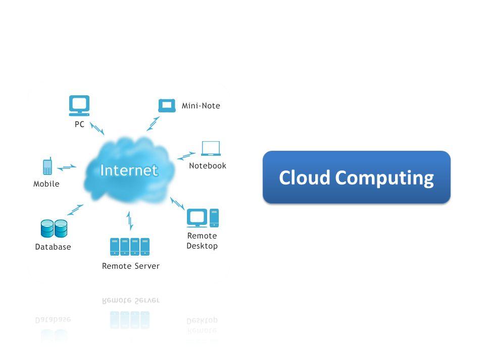 Cloud Computing 34 / 38