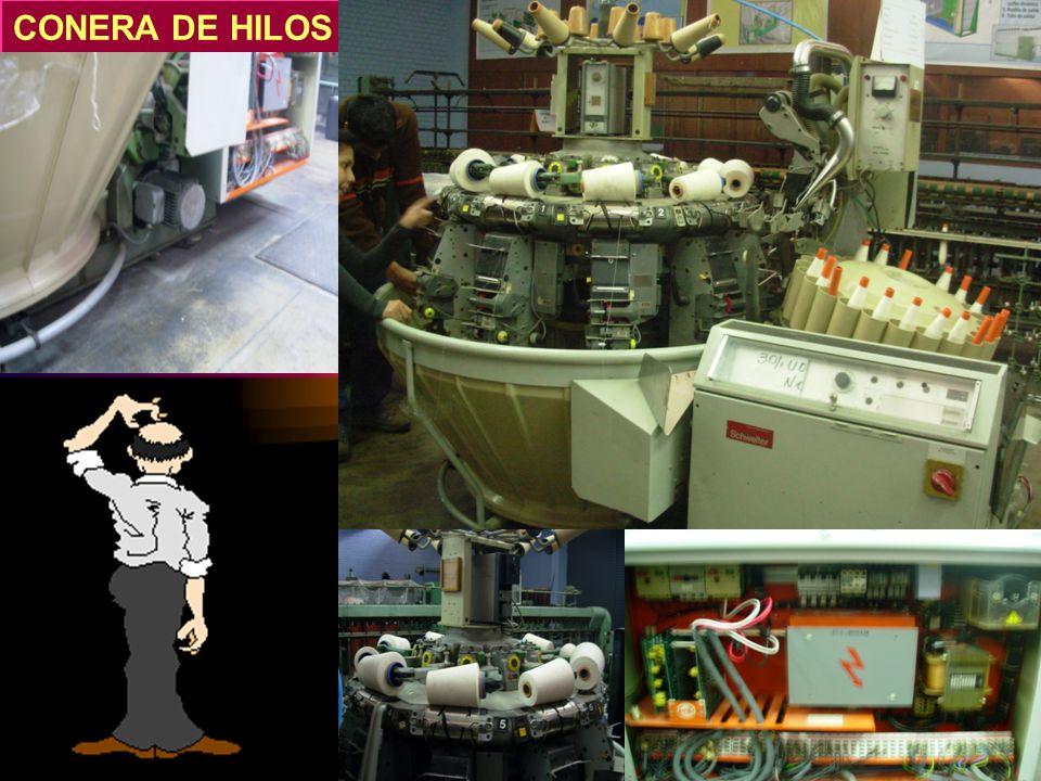 MONTAJE MECÁNICO * Para aumentar la rigidez de la máquina y mantener una alineación exacta cuando se cambia la carga.