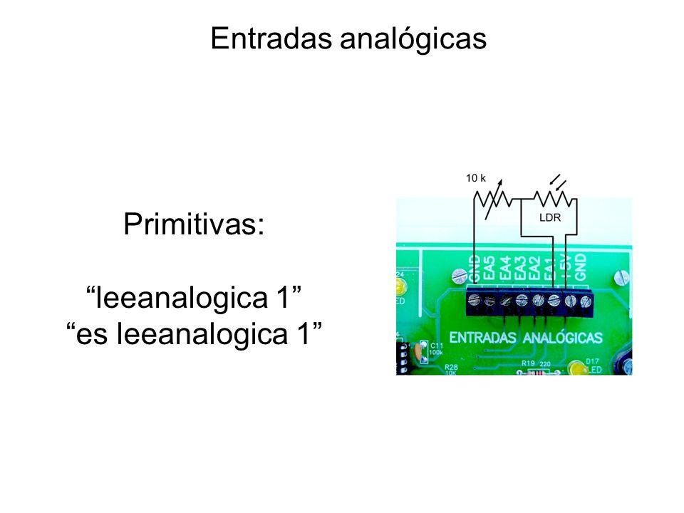 Primitivas: leeanalogica 1 es leeanalogica 1