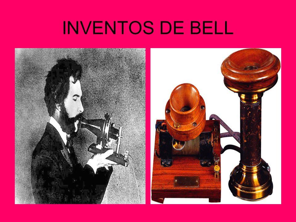 PREMIOS … En 1880, Bell recibió el premio Volta de la Academia Francesa de Ciencias.