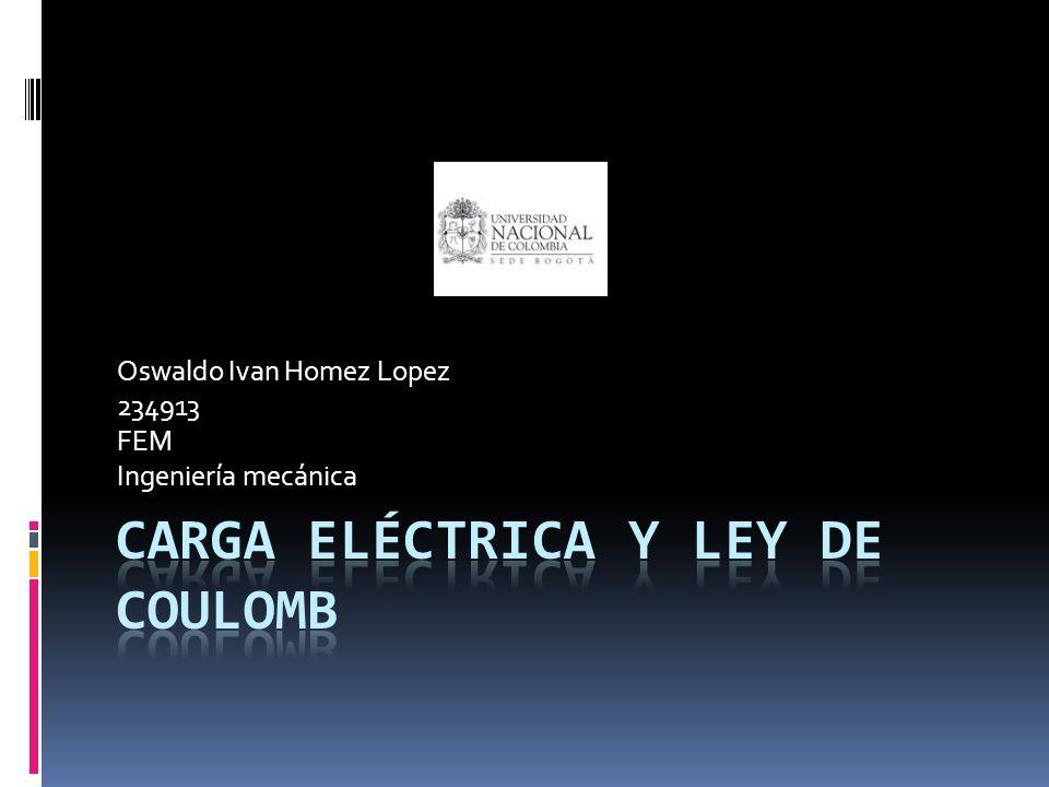 Oswaldo Ivan Homez Lopez 234913 FEM Ingeniería mecánica