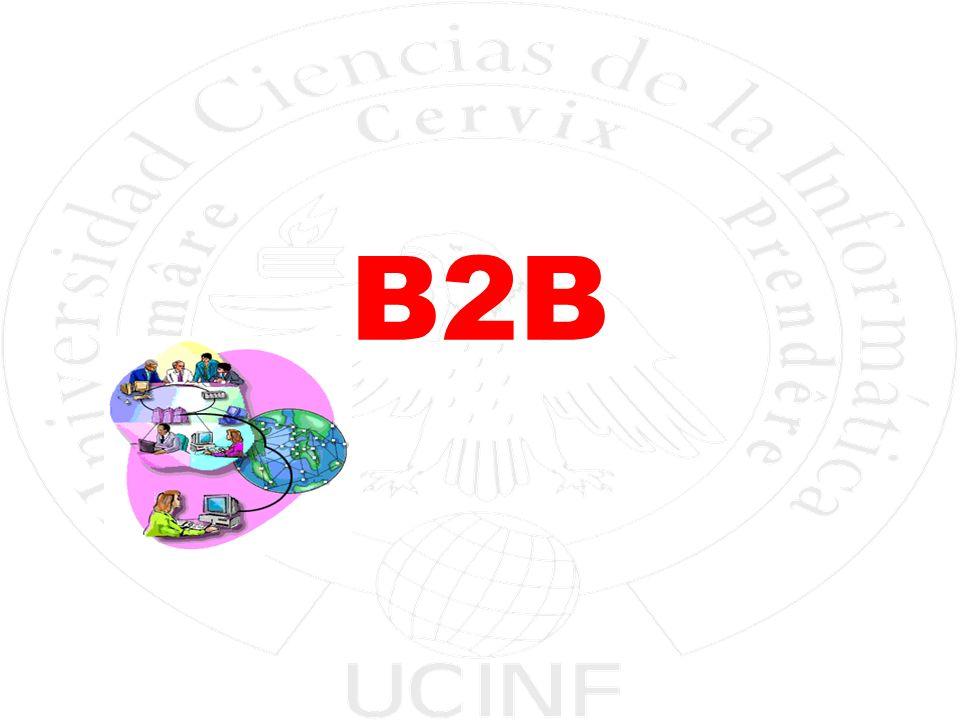 Electivo Aplicaciones de E-Business Facultad de Ingeniería y Negocios - UCINF 10 B2B Business to Business La modalidad B2B se refiere a las transacciones realizadas entre empresas en un marketplace.