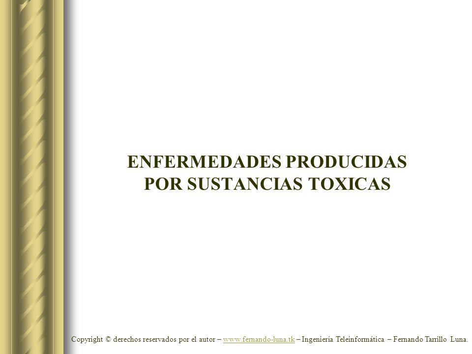 Copyright © derechos reservados por el autor – www.fernando-luna.tk – Ingeniería Teleinformática – Fernando Tarrillo Luna.www.fernando-luna.tk ENFERME