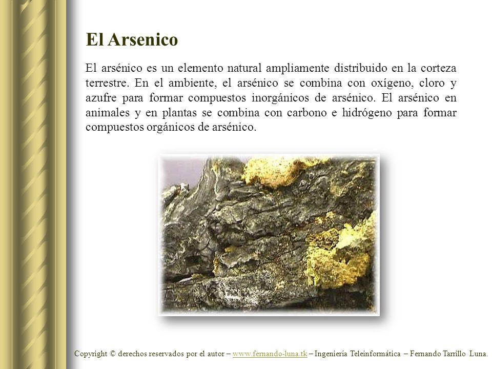Copyright © derechos reservados por el autor – www.fernando-luna.tk – Ingeniería Teleinformática – Fernando Tarrillo Luna.www.fernando-luna.tk El Arse