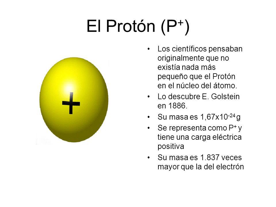 Ejemplo En la notación : –El número atómico, Z es 6 –El número de masa, A es 14 –El número de protones es 6. –El número de neutrones puede ser calcula