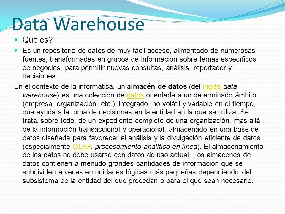Data Mining Que es.