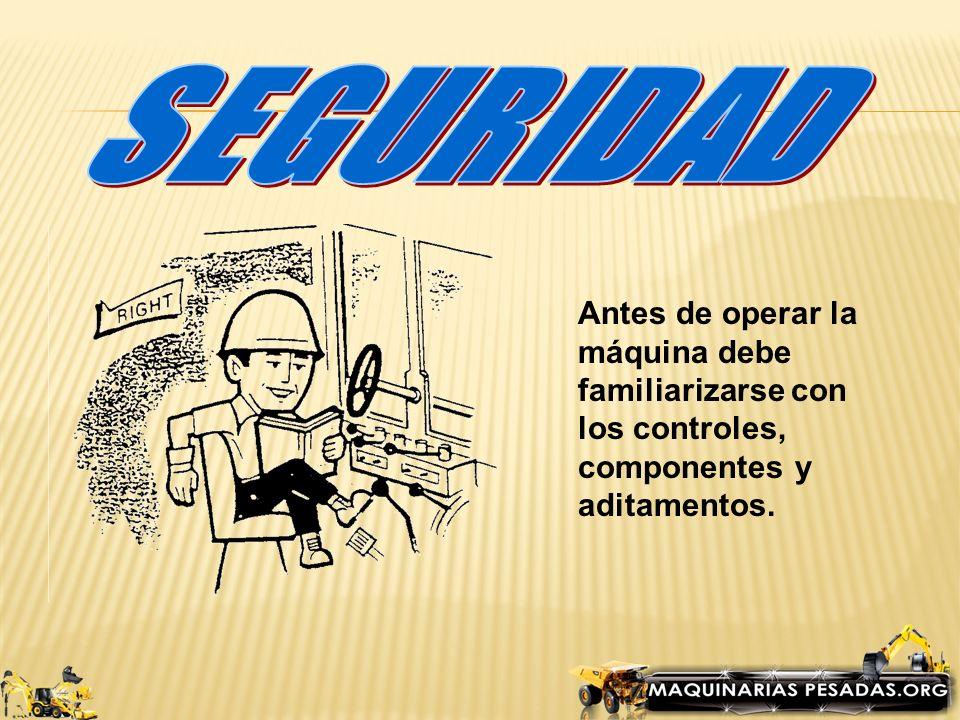 El uso de cinturón de seguridad es obligatorio