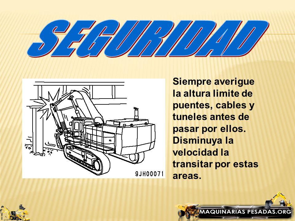 Las partes móviles de la máquina son un riesgo potencial, las helices de ventilador estan cubiertas por una malla protectora.
