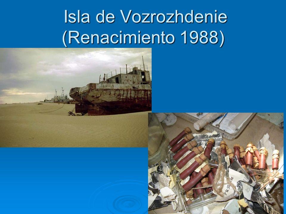 Isla de Vozrozhdenie (Renacimiento 1988) Isla de Vozrozhdenie (Renacimiento 1988)