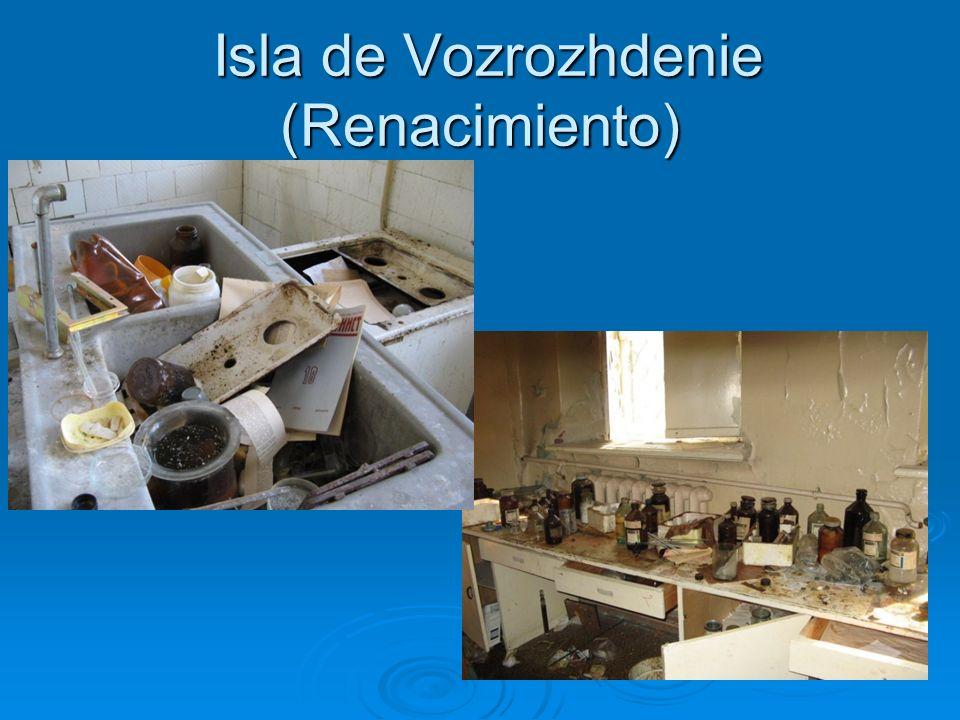 Isla de Vozrozhdenie (Renacimiento) Isla de Vozrozhdenie (Renacimiento)