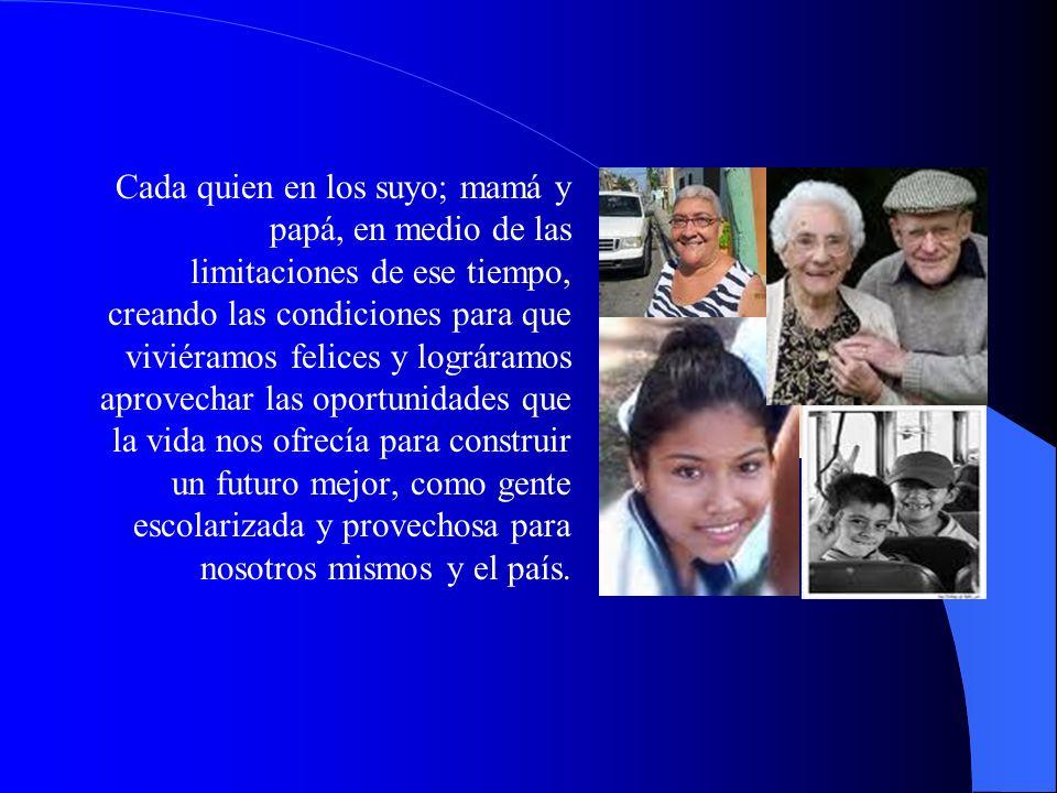 Hasta hace muy pocos años, todas y todos vivíamos en una Costa Rica, libre, pacífica, sin grandes sobresaltos, unidos en familia, consolidando los valores que construyeron nuestros antepasados y trabajando por una mejor calidad de vida.