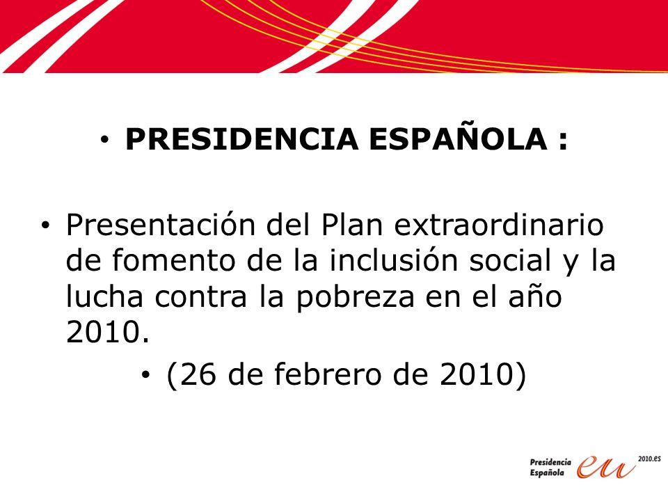PLAN ESTATAL DE VIVIENDA Y REHABILITACIÓN 2009-2012.